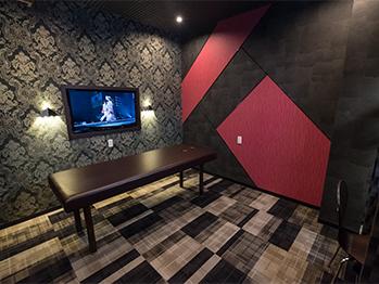 C3シースリー熊谷店の個室