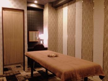シースリー天王寺店の個室