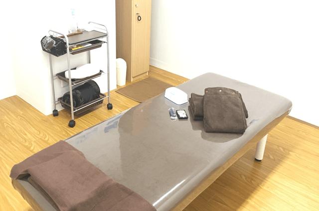 キレイモ博多駅前店の個室