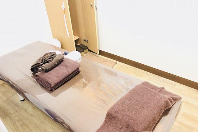 キレイモ姫路駅前店の個室