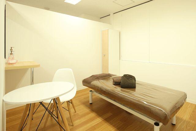 キレイモ名古屋栄店の個室